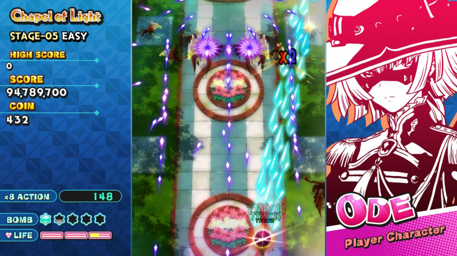 Sisters Royale: Five Sisters Under Fire Review - Screenshot 1 of 2