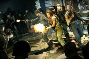 Zombie Army 4: Dead War Screenshot