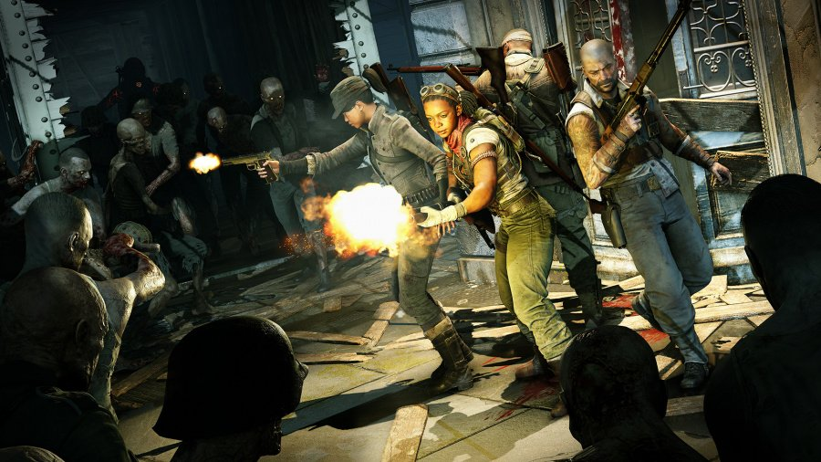 Zombie Army 4: Dead War Review - Screenshot 3 of 5