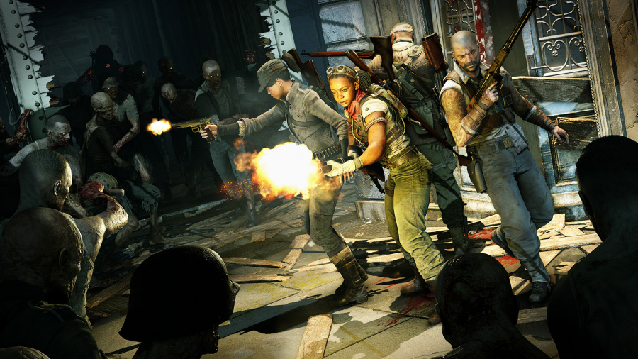 Zombie Army 4: Dead War Review - Screenshot 5 of 5