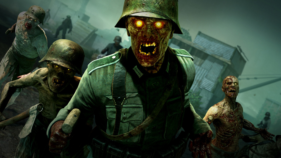 Zombie Army 4: Dead War Review - Screenshot 1 of 5