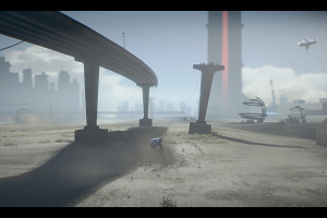 7th Sector Screenshot