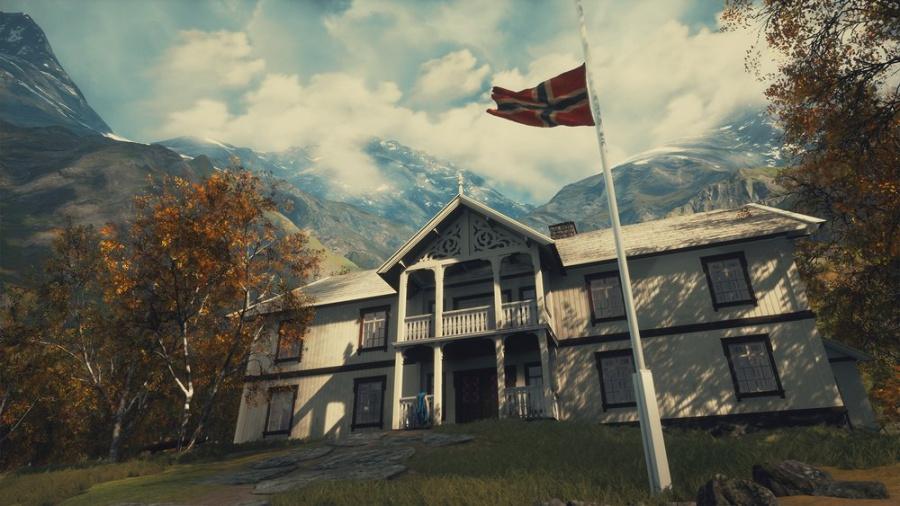 Draugen Review - Screenshot 1 of 6