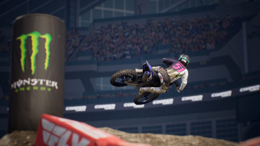 Monster Energy Supercross: The Official Videogame 3 Review - Screenshot 1 of 8