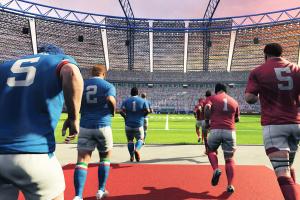 Rugby 20 Screenshot