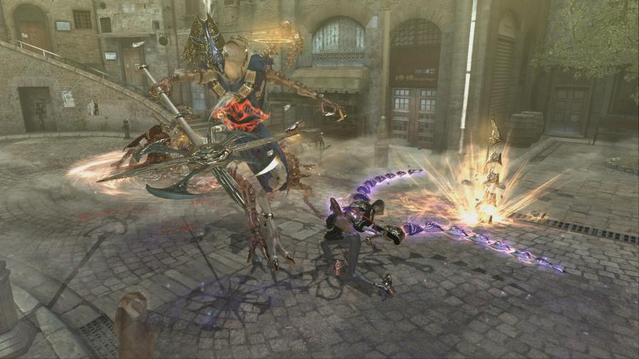 Bayonetta Review - Screenshot 3 of 4