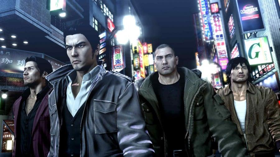 Yakuza 5 Remastered Review - Screenshot 1 of 8