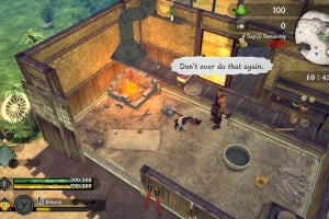 Katana Kami: A Way of the Samurai Story Screenshot