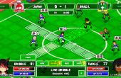 Ganbare! Super Strikers Review - Screenshot 3 of 6