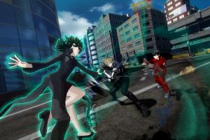 One Punch Man: A Hero Nobody Knows Screenshot