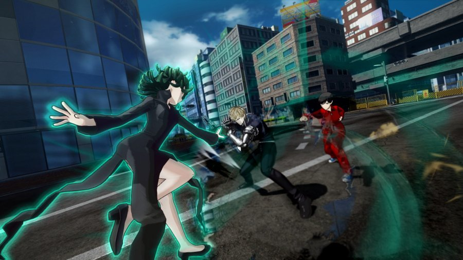 One Punch Man: A Hero Nobody Knows Review - Screenshot 5 of 6