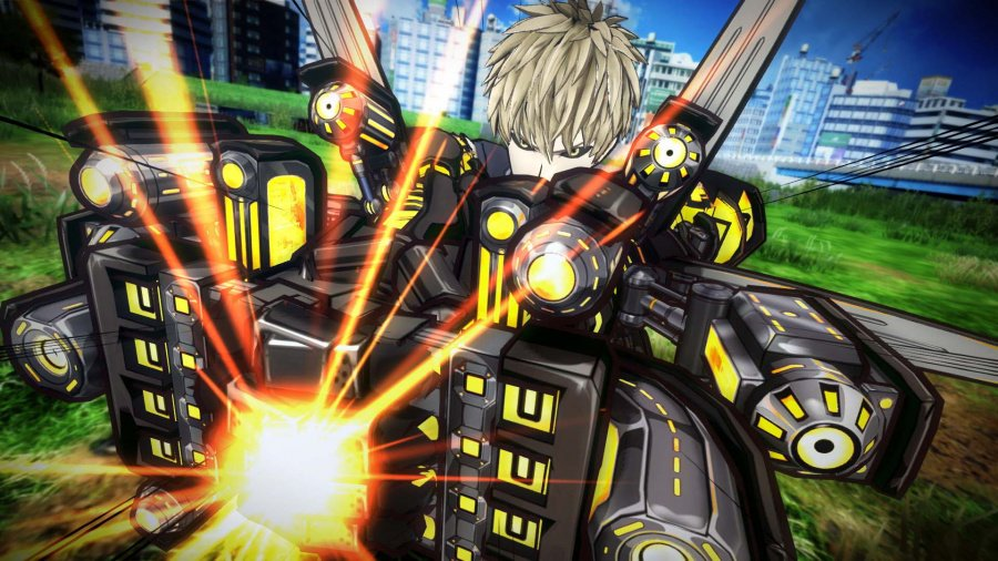One Punch Man: A Hero Nobody Knows Review - Screenshot 3 of 6