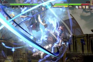 Granblue Fantasy Versus Screenshot