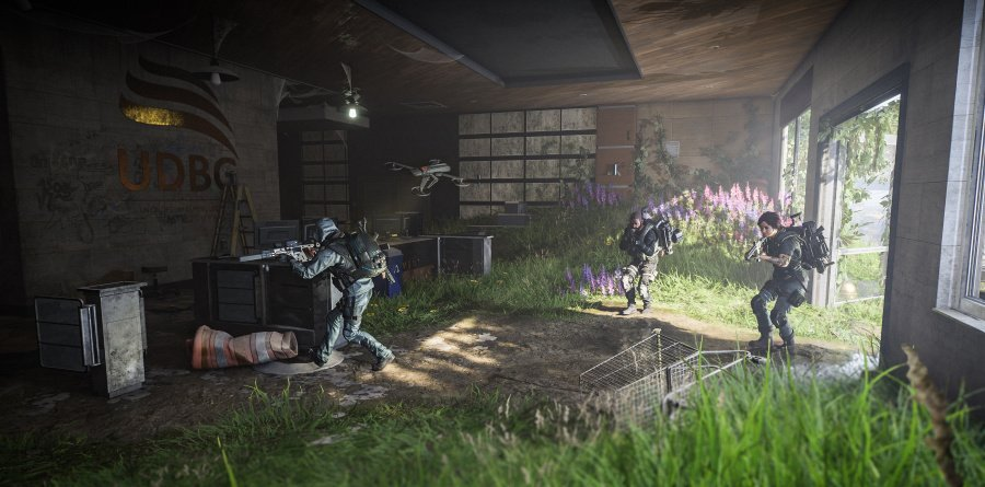 The Division 2: Warlords of New York Review - Screenshot 2 of 5
