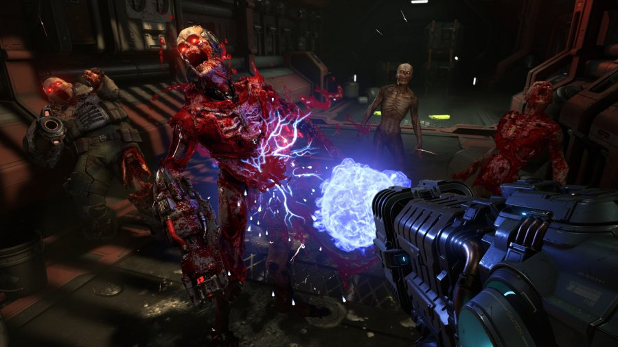 DOOM Eternal Review - Screenshot 1 of 6