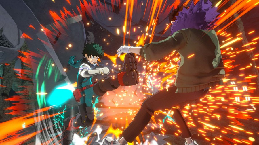 My Hero One's Justice 2 Review - Screenshot 1 of 5