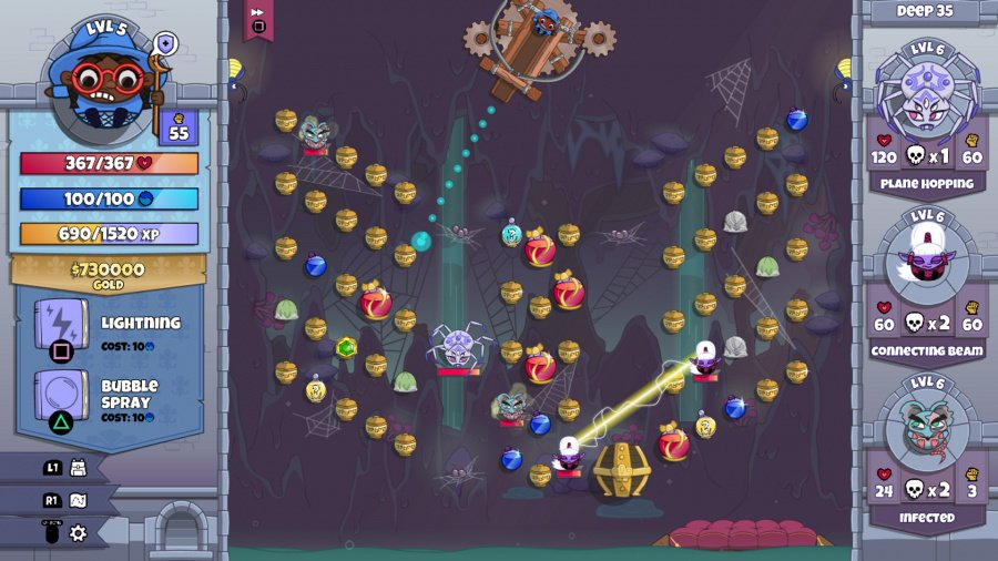 Roundguard Review - Screenshot 1 of 6