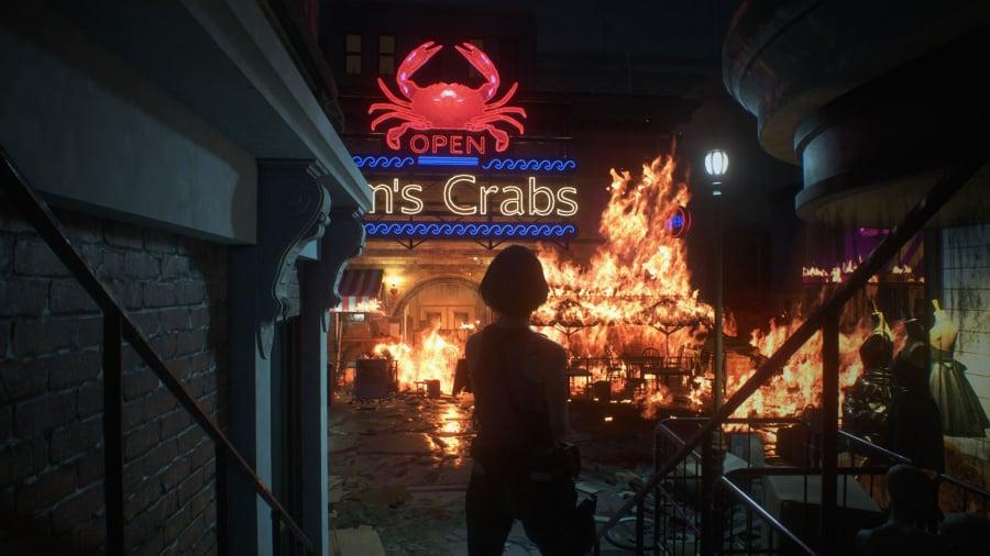 Resident Evil 3 Review - Screenshot 1 of 5