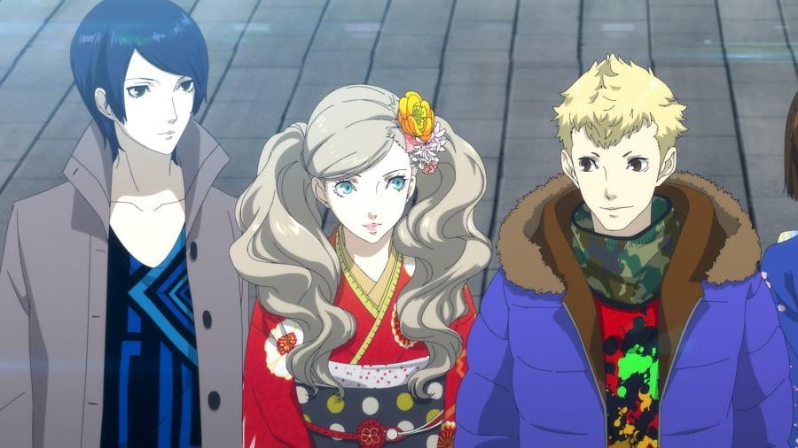 Persona 5 Royal Review - Screenshot 2 of 4