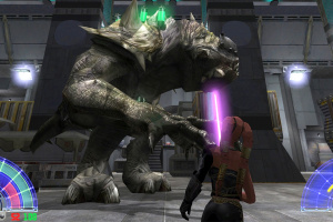 Star Wars Jedi Knight: Jedi Academy Screenshot