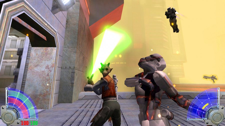 Star Wars Jedi Knight: Jedi Academy Review - Screenshot 1 of 5