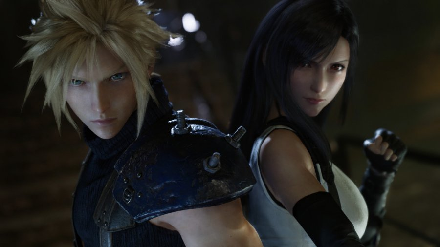 Final Fantasy VII Remake Review - Screenshot 1 of 9