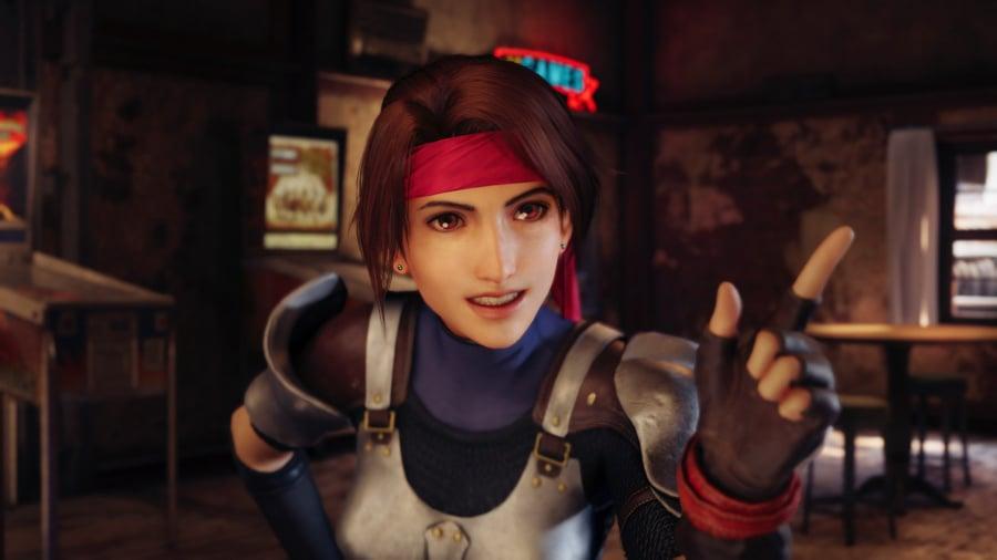 Final Fantasy VII Remake Review - Screenshot 6 of 9