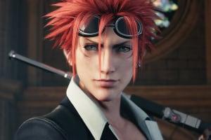 Final Fantasy VII Remake Screenshot