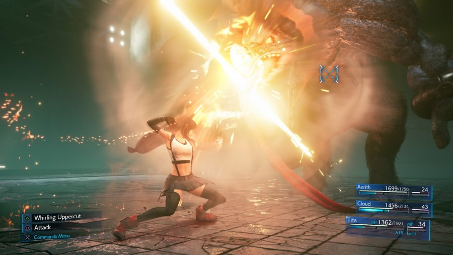 Final Fantasy Vii Remake Review Ps4 Push Square
