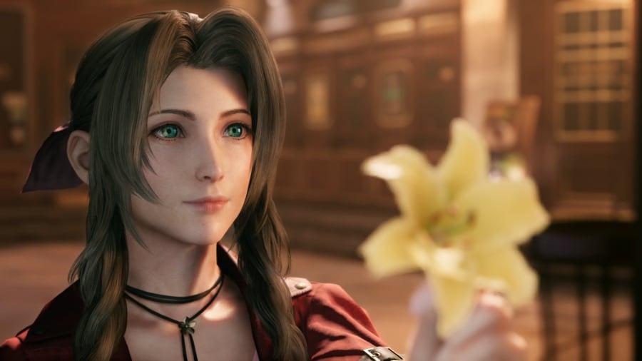 Final Fantasy VII Remake Review - Screenshot 1 of 7