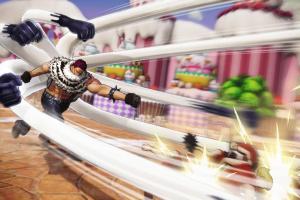 One Piece: Pirate Warriors 4 Screenshot