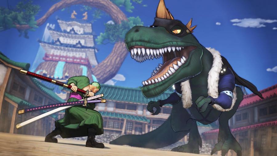 One Piece: Pirate Warriors 4 Review - Screenshot 1 of 4