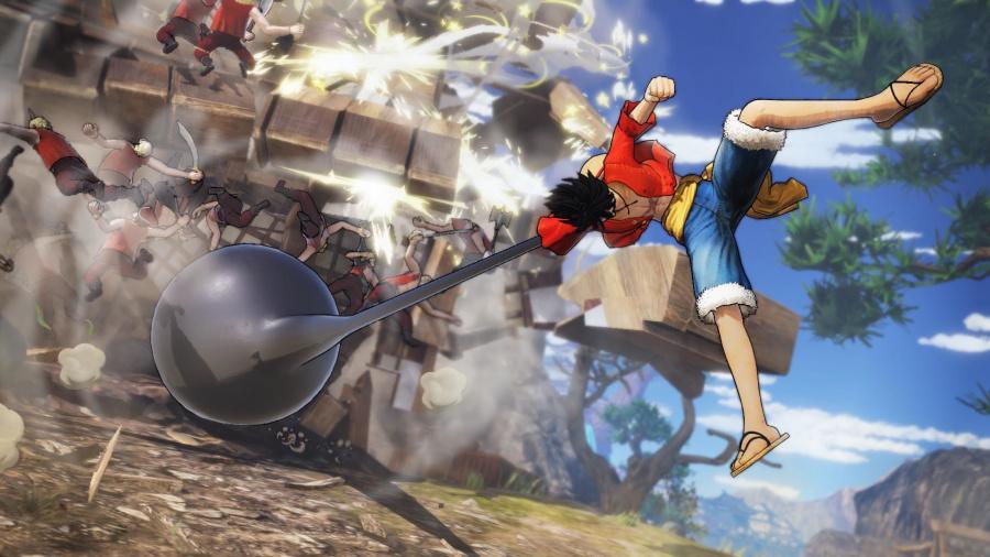 One Piece: Pirate Warriors 4 Review - Screenshot 3 of 4