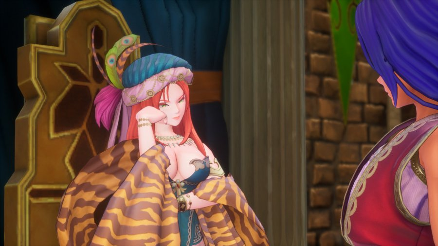 Trials of Mana Review - Screenshot 1 of 4