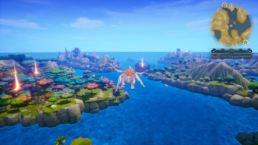 Trials of Mana Review - Screenshot 4 of 4