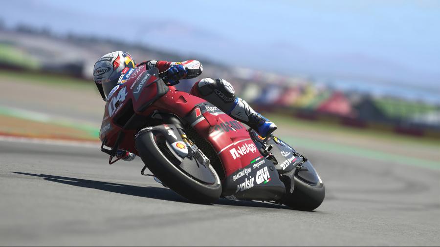 MotoGP 20 Review - Screenshot 1 of 3