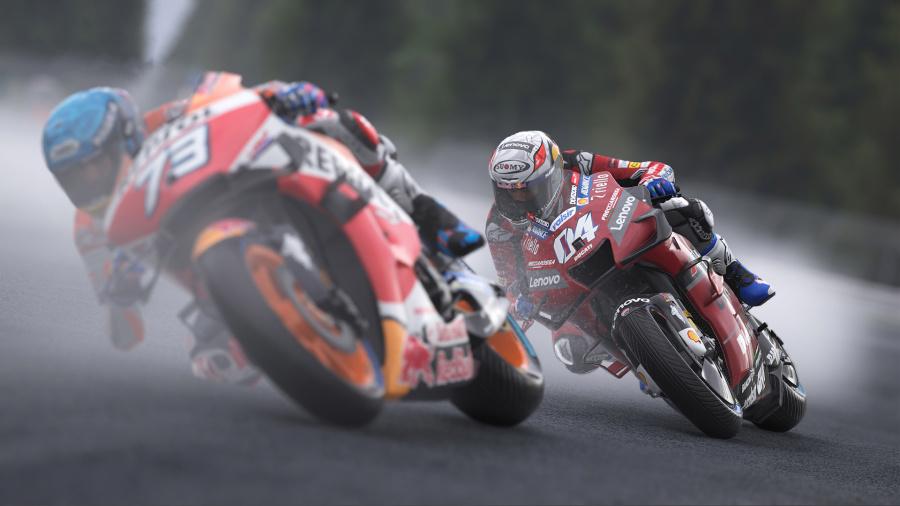 MotoGP 20 Review - Screenshot 2 of 3