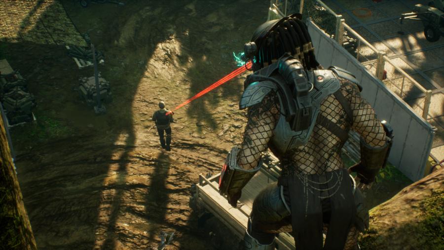 Predator: Hunting Grounds Review - Screenshot 1 of 4