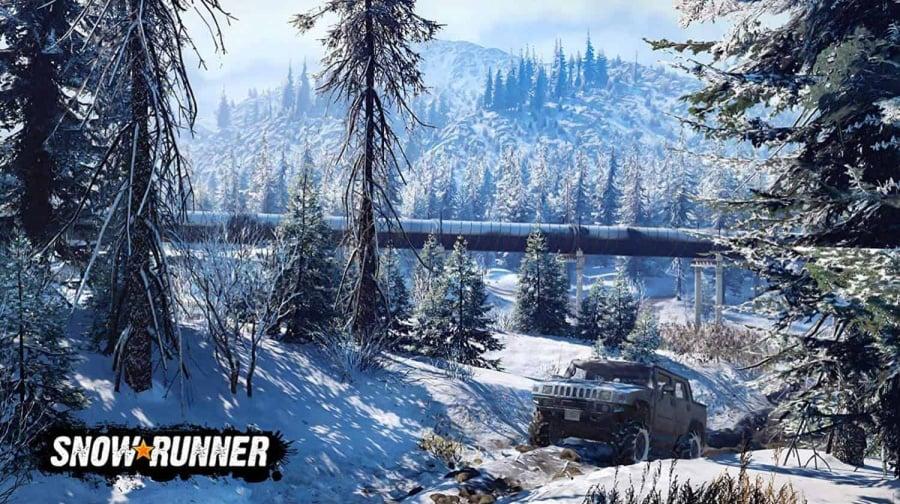 SnowRunner Review - Screenshot 1 of 3