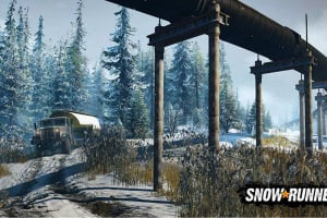 SnowRunner Screenshot
