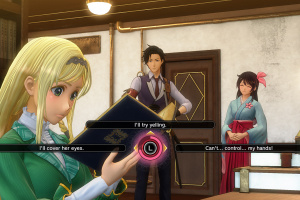 Sakura Wars Screenshot