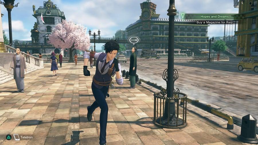 Sakura Wars Review - Screenshot 4 of 5