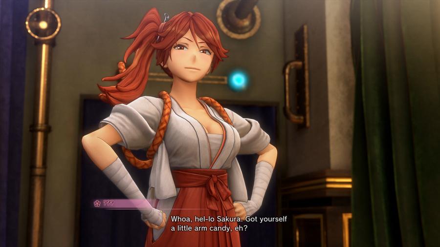 Sakura Wars Review - Screenshot 1 of 5