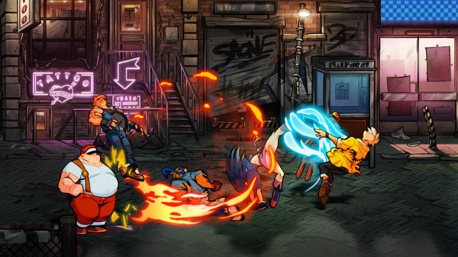 Streets of Rage 4 Review - Screenshot 3 of 4