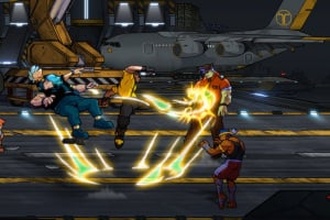 Streets of Rage 4 Screenshot