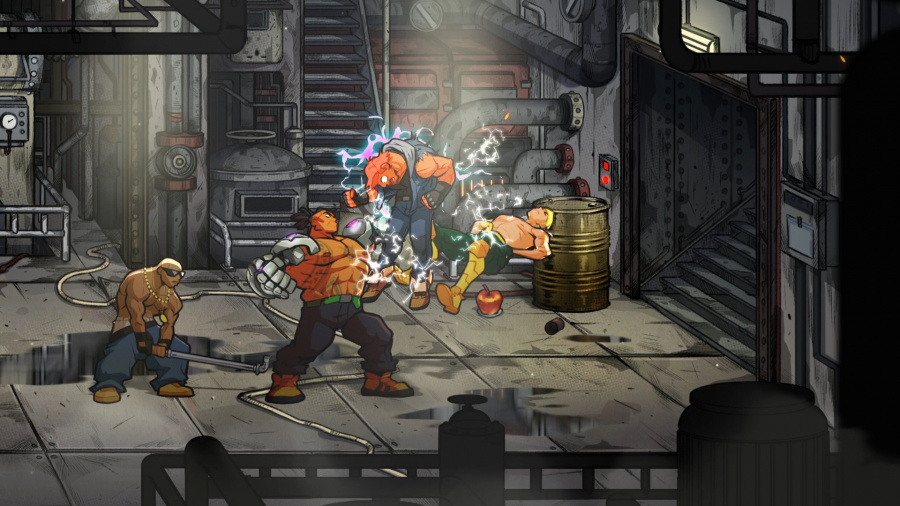 Streets of Rage 4 Review - Screenshot 4 of 4