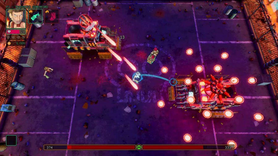 HyperParasite Review - Screenshot 1 of 8