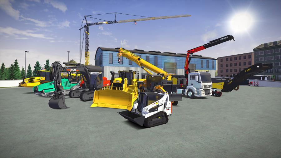 Construction Simulator 3 Review - Screenshot 1 of 7