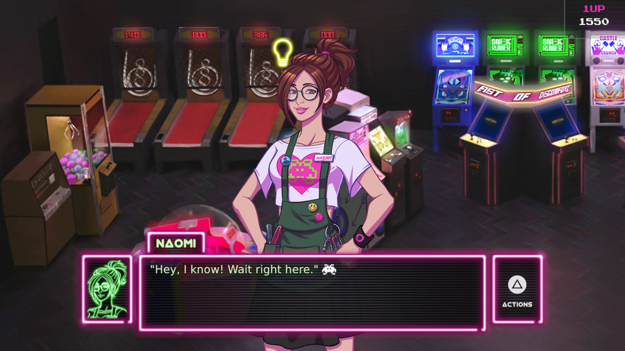 Arcade Spirits Review - Screenshot 2 of 4