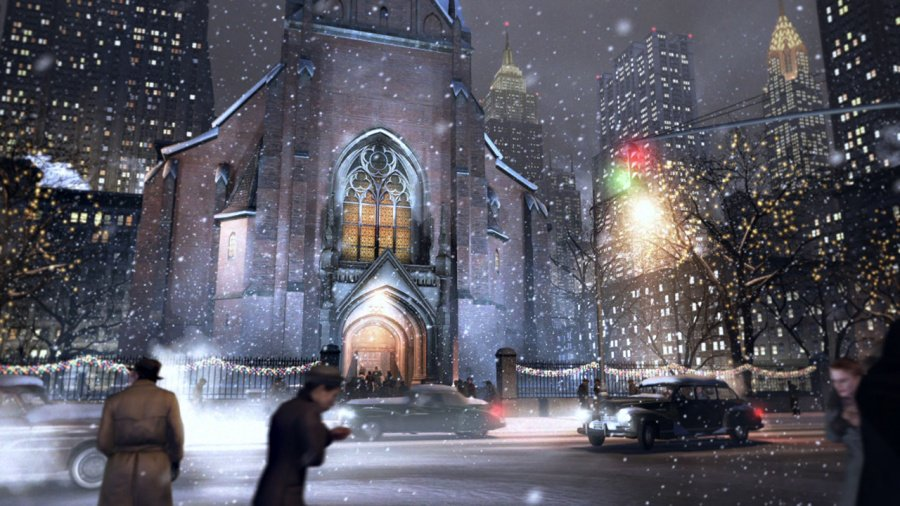 Mafia II Review - Screenshot 4 of 5
